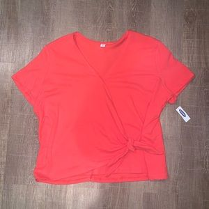 Old Navy Peach Top
